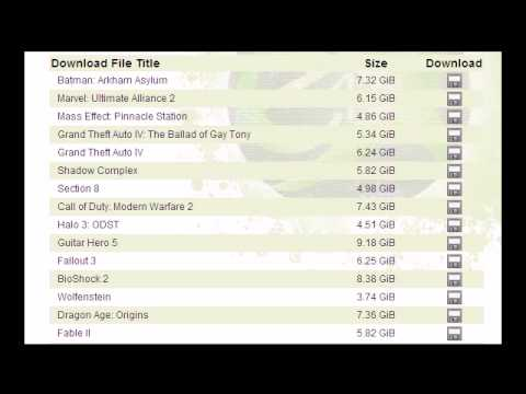 ★ How To Download Xbox 360 Games For FREE! - No Mod Chip