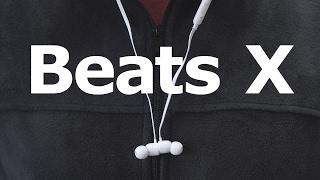 Hands-On with Beats X Headphones!