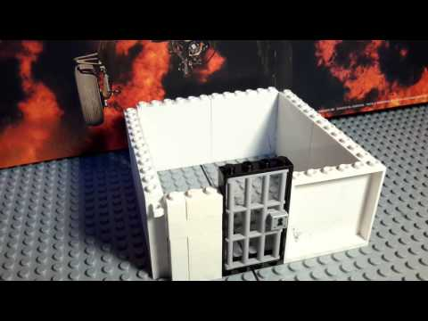 How To Build A Lego Jail Cell