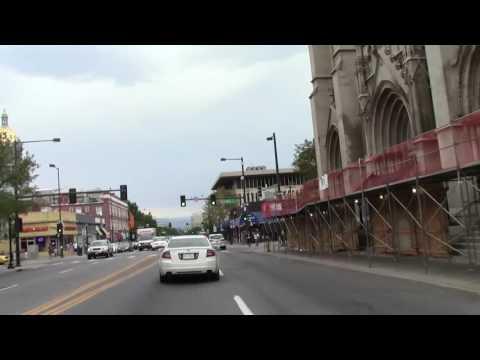Drive a Mile High in Denver