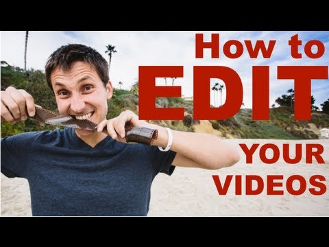 Video Editing (for non-editors)