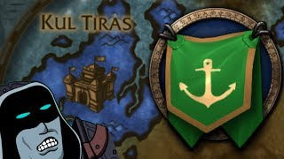 KUL TIRAS IS THE NEXT WoW EXPANSION!? ...Neat!