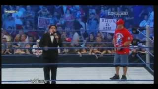 WWE funny moments and mistakes 2011