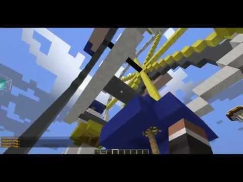 Minecraft Working Ferris Wheel