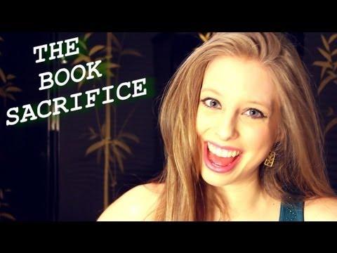 THE BOOK SACRIFICE