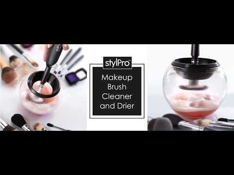 OMG!!!! Clean Brushes in SECONDS!!!!