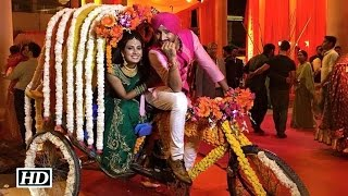 Harbhajan & Geeta Basra Marriage Video – ( Sangeet Ceremony)