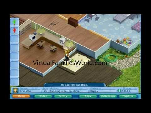 How To Put Out a Fire In Virtual Families - Cheats and Walkthroughs