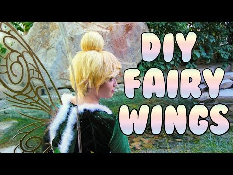 Tinkerbell Wing Tutorial