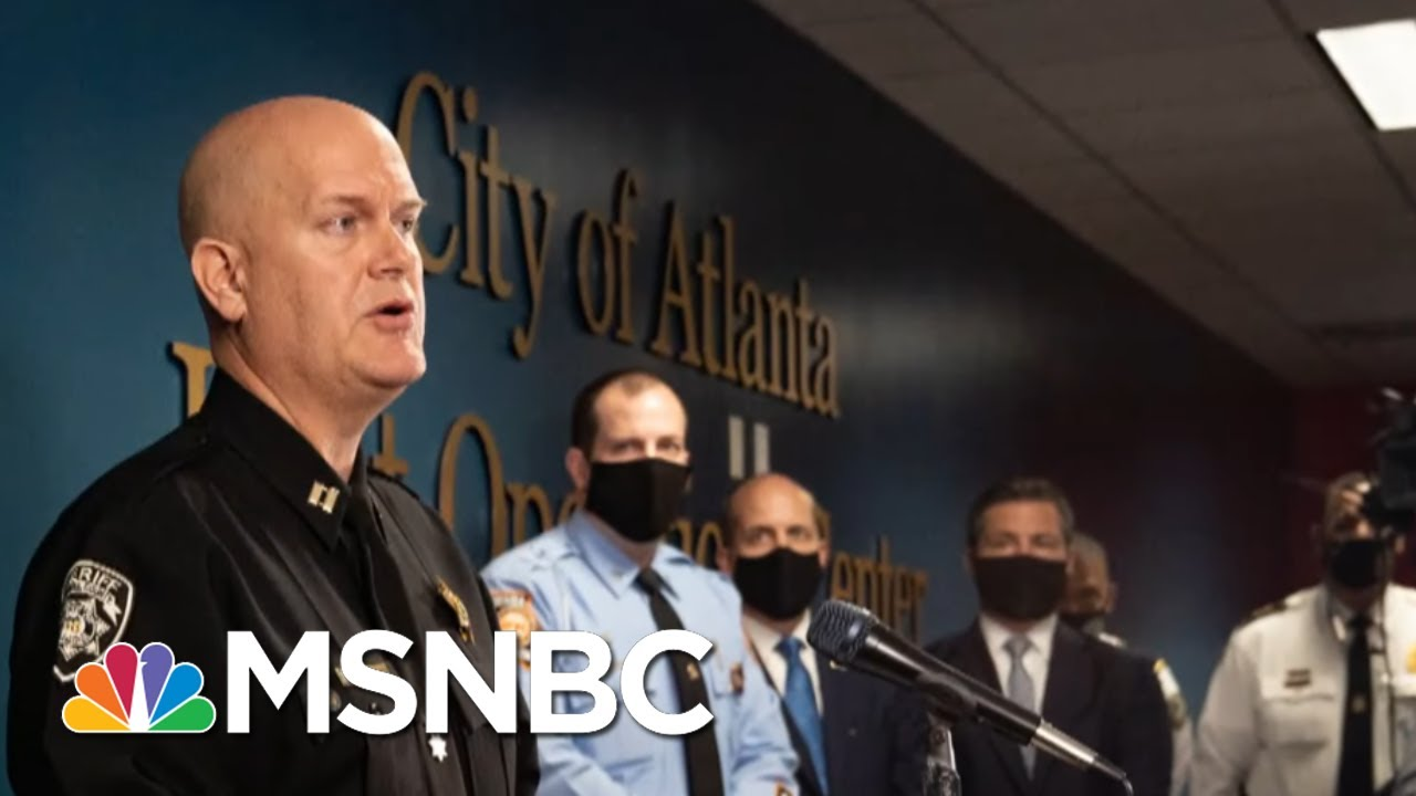 FBI Releases New Video Of 'Most Egregious' Assaults On Officers At Capitol Riot | All In | MSNBC