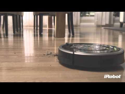 iRobot Roomba® 800 Series - How To Select Cleaning Mode