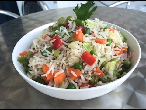 How to cook VEGETABLE FRIED RICE | Fried Rice Recipe |   INDIAN Vegetarian Recipes