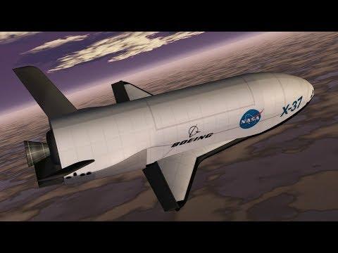 Boeing X 37 Secret Space Plane