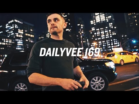 I'M ACTUALLY A BUSINESSMAN, I JUST MOONLIGHT AS GARYVEE | DailyVee 169