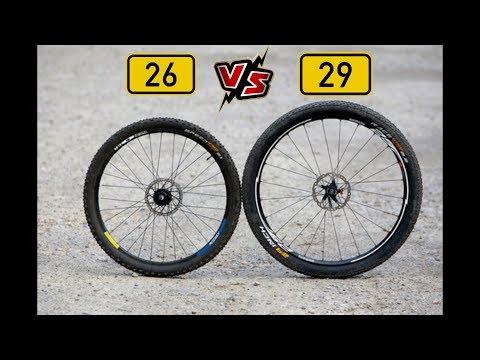 Melyik a jobb 26 vagy 29-es kerékméret?
