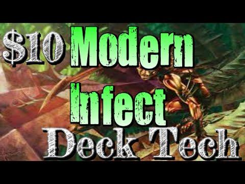 Mtg $10 Deck Teck: Budget Modern Infect (Merry Christmas)