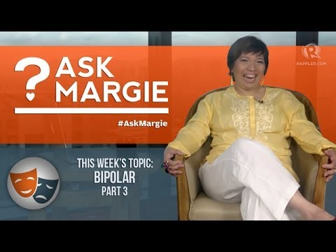 #AskMargie: Dealing with loved ones who have bipolar disorder