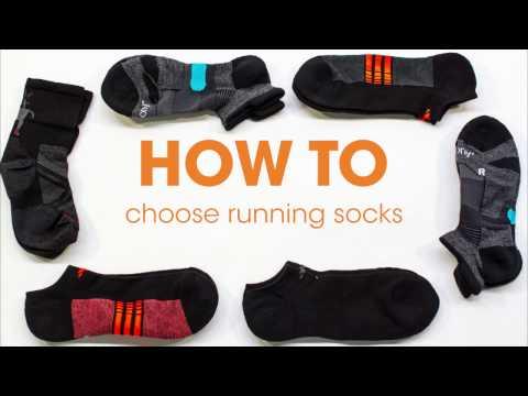How To Choose Running Socks