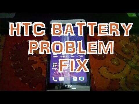 HTC Standby Battery Drain Problem FIx 2016..!!