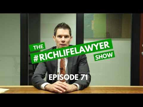 Letters of Administration Explained   #RichLifeLawyer Show 71