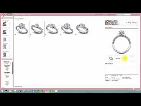 Designing Your Own Engagement Ring: Part 1