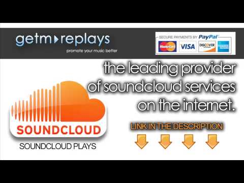 Buy Soundcloud Plays Online and Buy Custom Comments