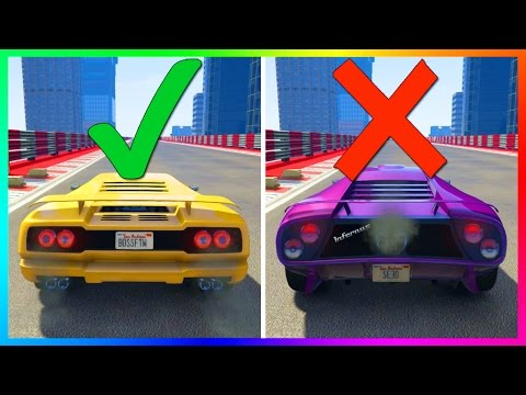 15 THINGS YOU ABSOLUTELY MUST KNOW BEFORE BUYING NEW GTA ONLINE DLC CAR SUPER INFERNUS CLASSIC!