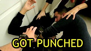 PUNCHED IN THE FACE (Prank Gone Seriously Wrong!!)