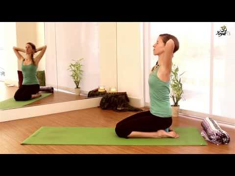 Yoga For Back Pain - Relax Your Back & Relieve Back Pain & Tension