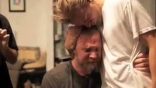 Opie Being Shaved - Spontanious & Emotional