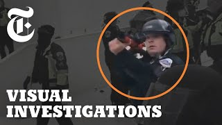 How Police Tried — and Failed — To Stop Capitol Attackers   Visual Investigations