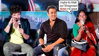 Railway Singer Ranu Mondal's EMOTIONAL-Words 4 Salman Khan-Himesh Reshamiyyan 4 Making Her Career