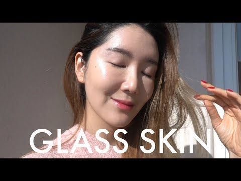How To Get GLASS SKIN | AM PM Korean Skincare