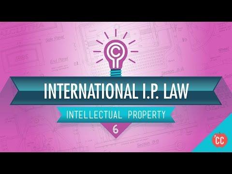 International IP Law: Crash Course Intellectual Property #6