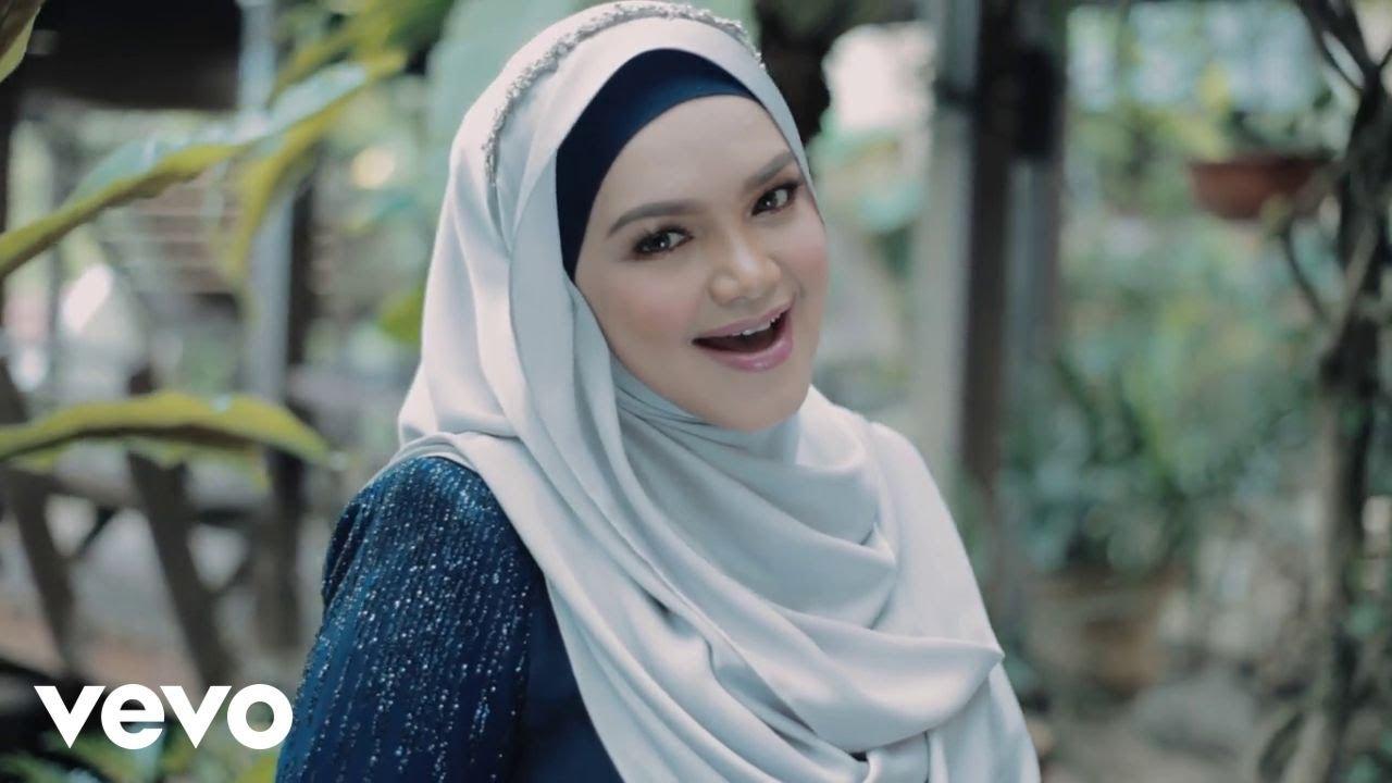 Siti Nurhaliza - Comel Pipi Merah