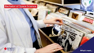 Discover Space Science | RMIT University