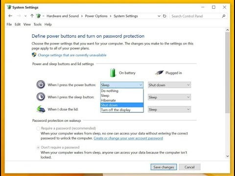 How to Change Sleep Settings in Windows 10, 8, & 7 - Laptop & PC