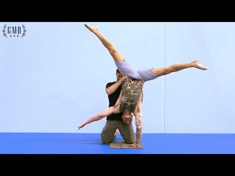 One Arm Handstand Tutorial [Part 2 of 2]
