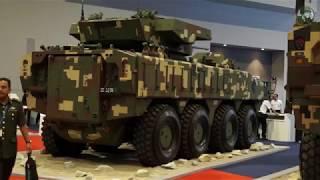 DSA 2018 Tri-services defense exhibition in Malaysia show daily news video day 5