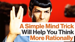 Emotions can cloud our rational decision-making. By adopting the perspective of an outside advisor, psychologist Dan Ariely says we can inject some rationality into our cognitive processes.  Ariely