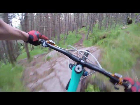 Laggan Wolftrax - Black Run - mtb - Scotland