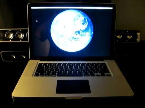 Screen Saver as Wallpaper for Mac
