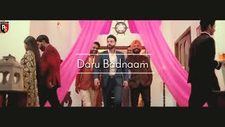 Daru Badnam karti | Original Video