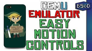 Cemu | Android Motion Controls Setup Guide | Zelda Breath of the