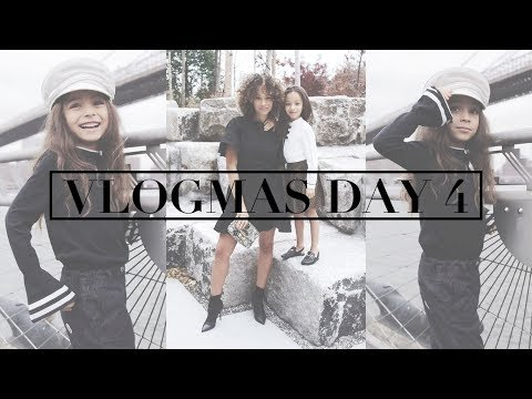 VLOGMAS DAY 4 | Sunday Funday | Tree Decorating | I'm So Tired