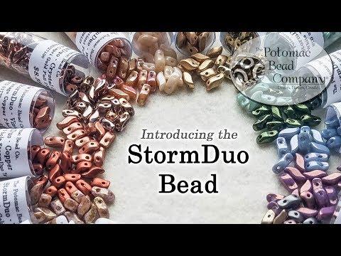 Introducing the StormDuo Bead