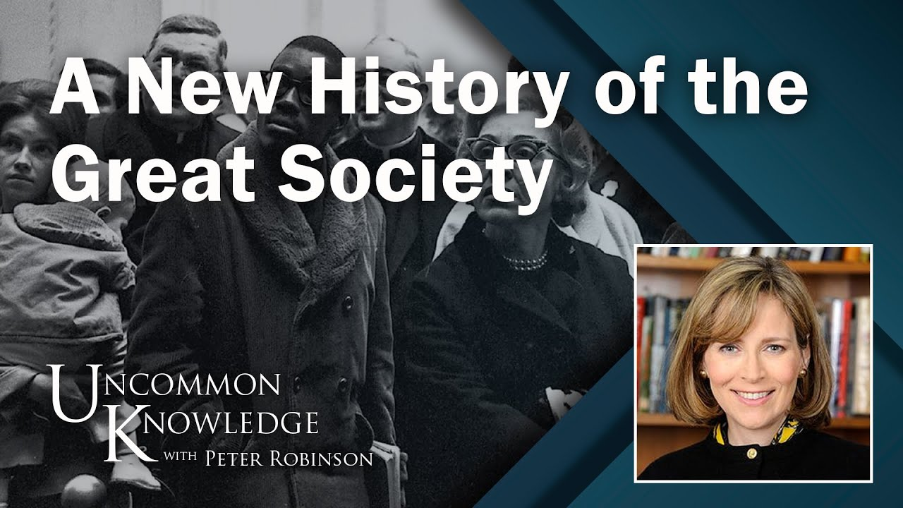 The Great Society: A New History  with Amity Shlaes