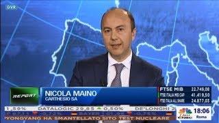 Nicola Maino @ Report Cnbc - 24052018