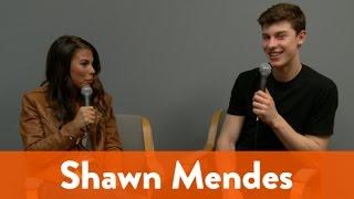 Shawn Mendes on The Kidd Kraddick Morning Show