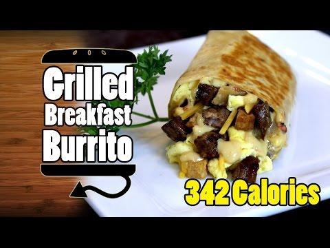 Hellthy JunkFood: Steak & Egg Breakfast Griller
